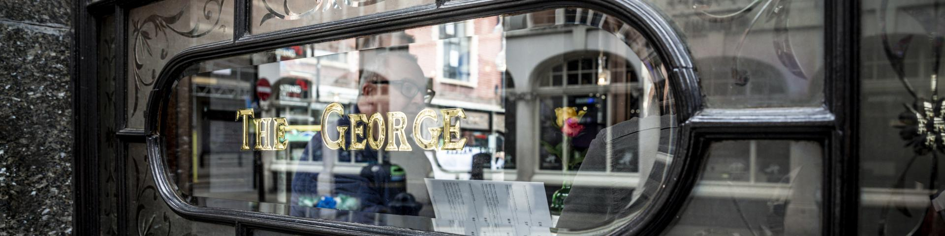 George, Soho, London